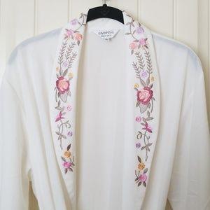 Women's 100% Silk Robe